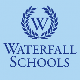 Waterfall College school logo